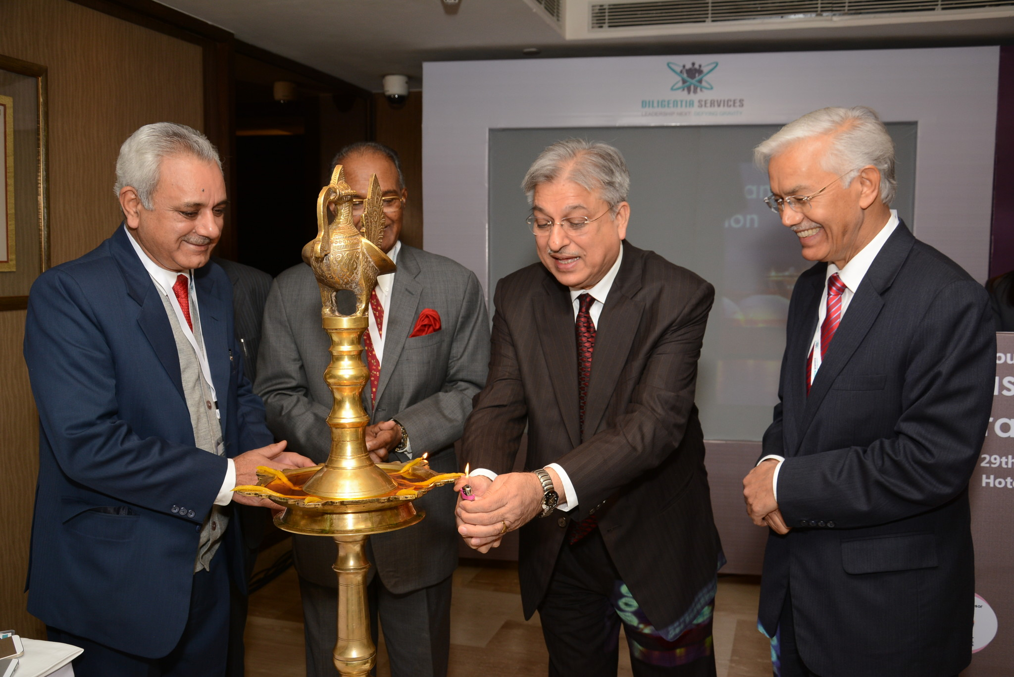 Inaugration Of The Summit
