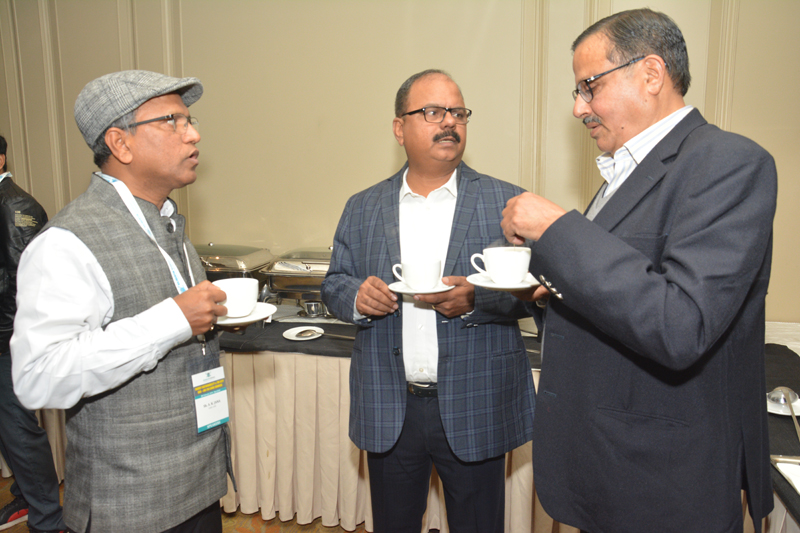 tea coffee networking